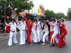 Elvis Festival en Parkes